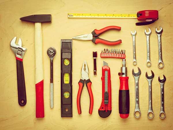 kit outils pour la  rivière
