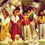 santons traditionnel