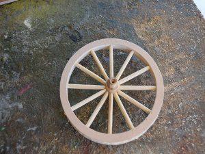 roue de la grande charrette