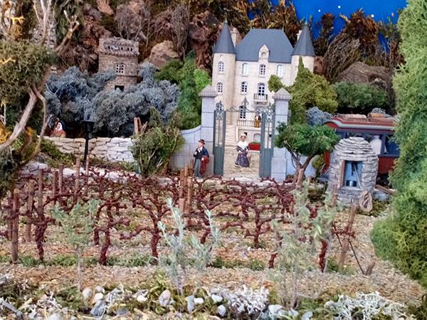 Comment Faire Une Belle Vegetation Credible Dans Une Creche De Noel Partie 2 Creches De Noel Fr