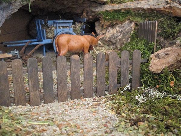 barrière dans la crèche