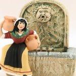 fontaine accessoire miniature