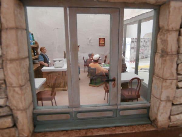 vue bar depuis la fenêtre