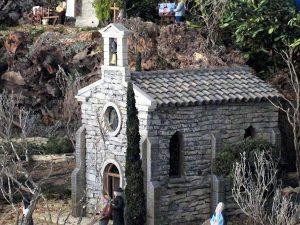 chapelle dans la creche