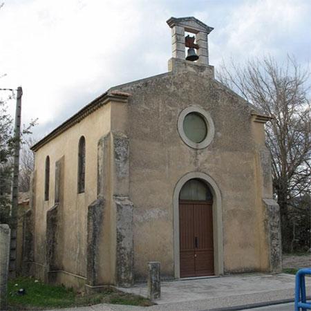 chapelle serres