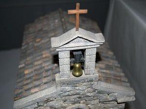 cloche de la chapelle