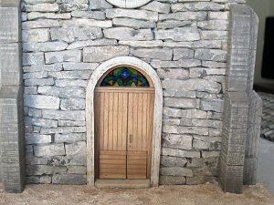 porte fermer chapelle