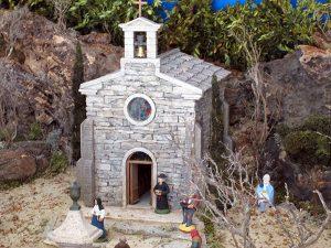 vue de face chapelle