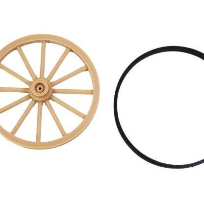 une roue 70 mm sans cercle