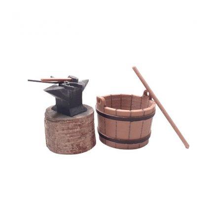 Kit ferronnerie