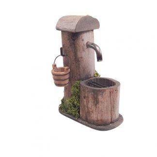 fontaine de berger miniature