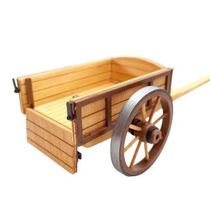 chariot deux couleur porte escamotable